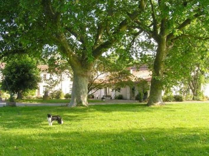 Location de vacances - Maison - Villa à Mauzé-sur-le-Mignon
