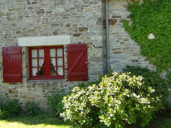 Location de vacances - Maison - Villa à Saint-Nolff - Jardin