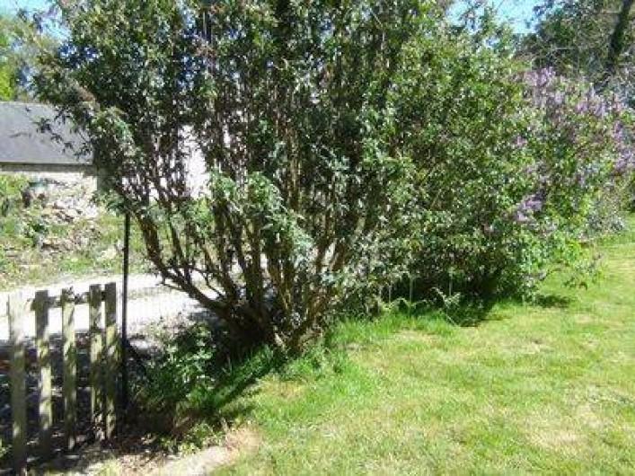 Location de vacances - Maison - Villa à Saint-Nolff - Jardin clos et privatif