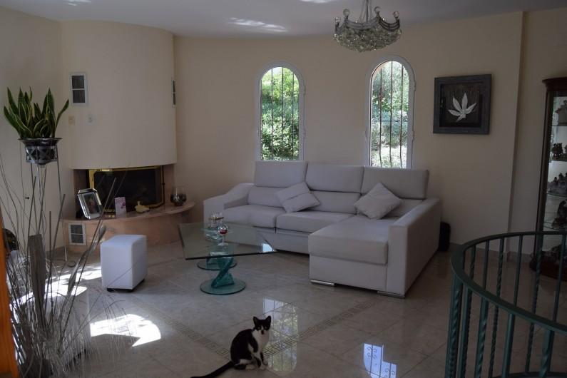Location de vacances - Villa à Gandia - salon coin de repos