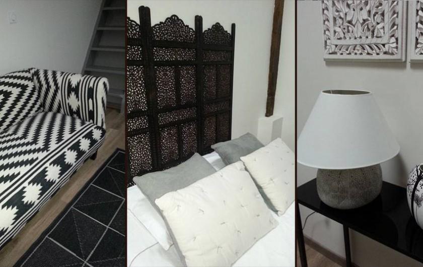 Location de vacances - Chambre d'hôtes à Fontet - Sarahoui