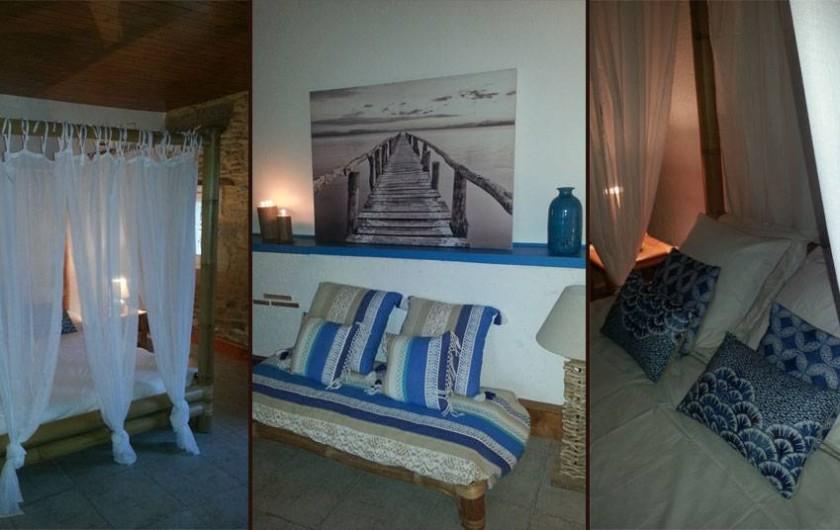 Location de vacances - Chambre d'hôtes à Fontet - Paraty