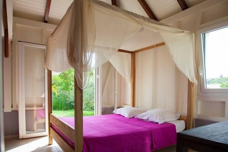 Location de vacances - Villa à Le Robert - La chambre 1