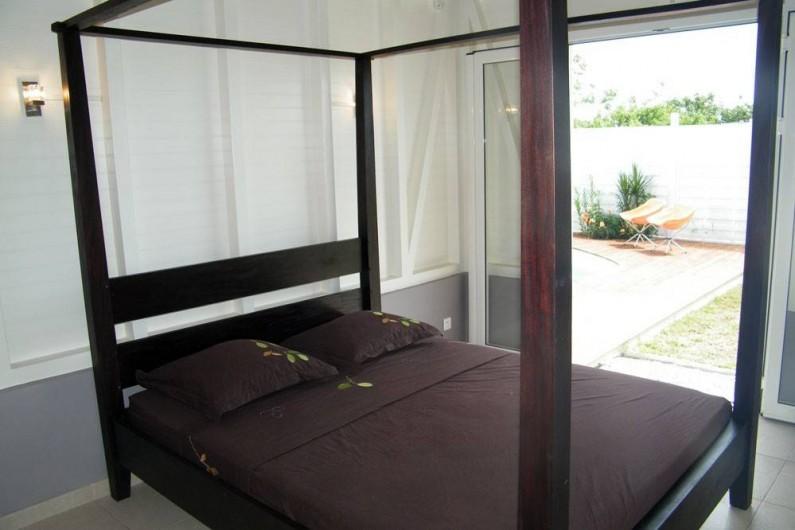 Location de vacances - Villa à Le Robert - La chambre 2