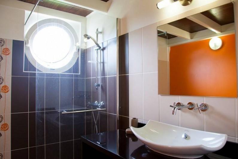 Location de vacances - Villa à Le Robert - La salle de bain indépendante