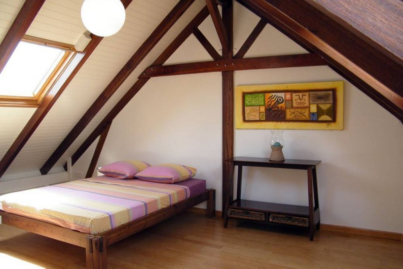Location de vacances - Villa à Le Robert - La chambre 3