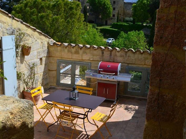 Location de vacances - Maison - Villa à Saint-Siffret
