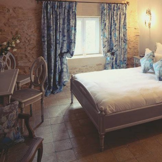 Location de vacances - Chambre d'hôtes à Mornas - La Mésange Bleue