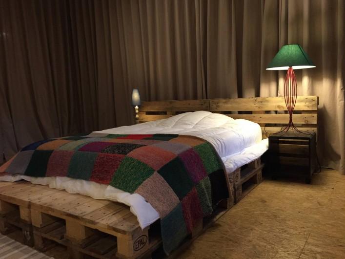 Location de vacances - Appartement à Thorens-Glières - 2 ème chambre