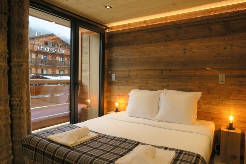 Location de vacances - Appartement à Les Gets - Chambre 1