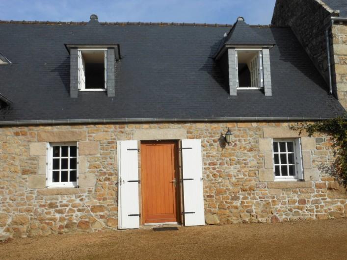 """Location de vacances - Gîte à Louannec - Gîte """"Ormel"""" : 4 personnes"""
