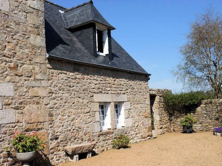 """Location de vacances - Gîte à Louannec - Gîte """"Boc'Han"""" : 3/4 personnes"""