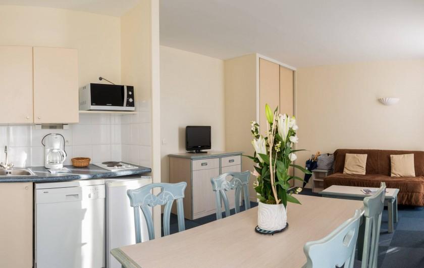 Location de vacances - Appartement à Cabourg - Séjour Appartement Confort