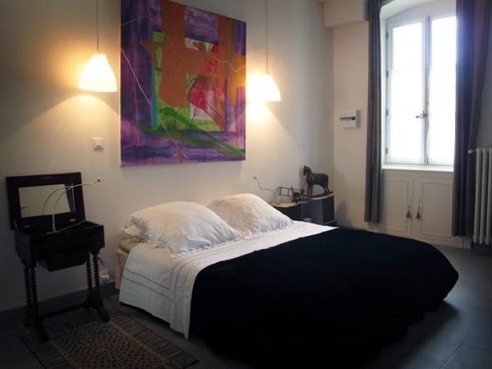 Location de vacances - Chambre d'hôtes à Poligny - Suite du Citronnier