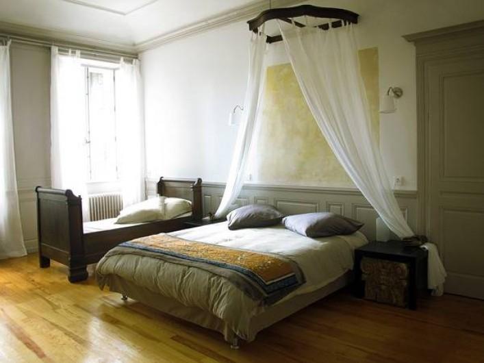 Location de vacances - Chambre d'hôtes à Poligny - Suite de l'Olivier