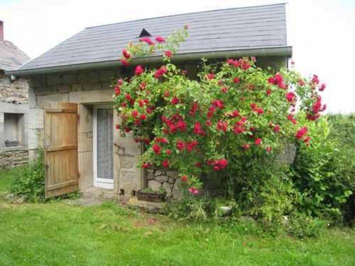 Location de vacances - Villa à Gouttières - Entrée du Gîte
