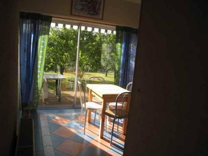 Location de vacances - Villa à Gouttières - Vous venez d'entrer dans le gîte