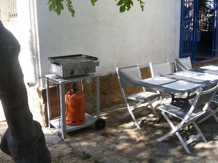 Location de vacances - Appartement à Empuriabrava