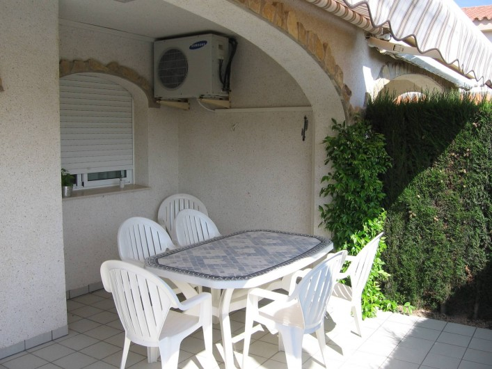 Location de vacances - Appartement à Miami Platja