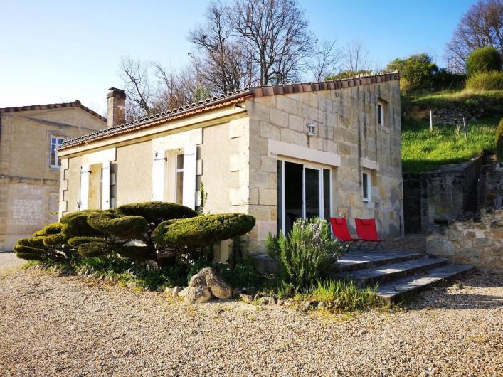 Location de vacances - Gîte à Bourg sur Gironde