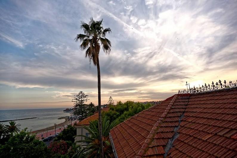 Location de vacances - Appartement à Santa Marinella - coucher de soleil