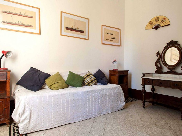 Location de vacances - Appartement à Santa Marinella - chambre à coucher lit simple  ou bien.....