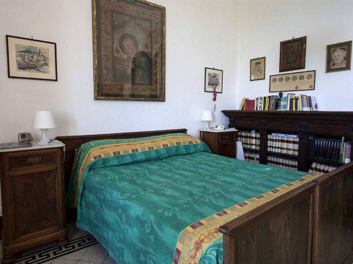 Location de vacances - Appartement à Santa Marinella - la grande chambre à coucher