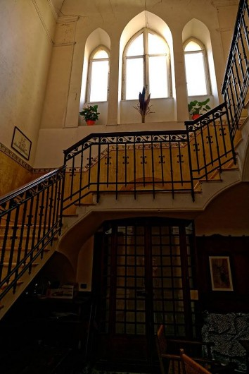 Location de vacances - Appartement à Santa Marinella - l'escalier
