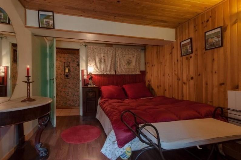 Location de vacances - Chalet à Châtel - CHAMBRE MORAINE
