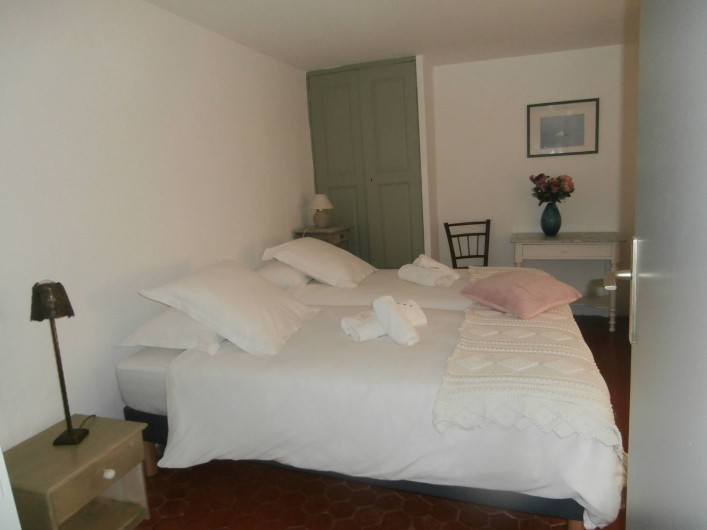 Location de vacances - Chambre d'hôtes à Bouyon - CHAMBRE FANNY