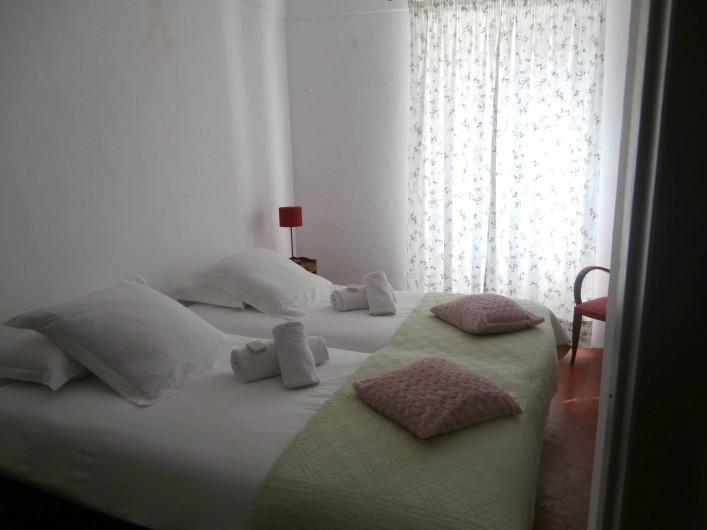 Location de vacances - Chambre d'hôtes à Bouyon - CHAMBRE HONORE 2 PERSONNES 50 €/NUIT