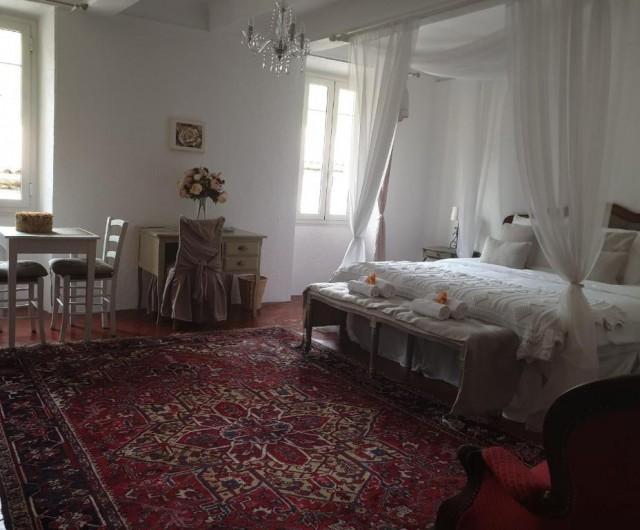 Location de vacances - Chambre d'hôtes à Bouyon - CHAMBRE CESAR 2 PERSONNES 50 €/NUIT