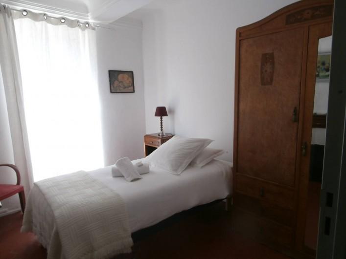 Location de vacances - Chambre d'hôtes à Bouyon - CHAMBRE MAGALI 1 POUR 1 PERSONNE 30 €/NUIT