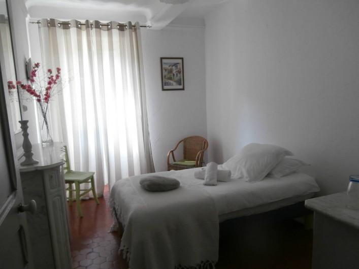 Location de vacances - Chambre d'hôtes à Bouyon - CHAMBRE MANON POUR 1 PERSONNE 30 €/NUIT