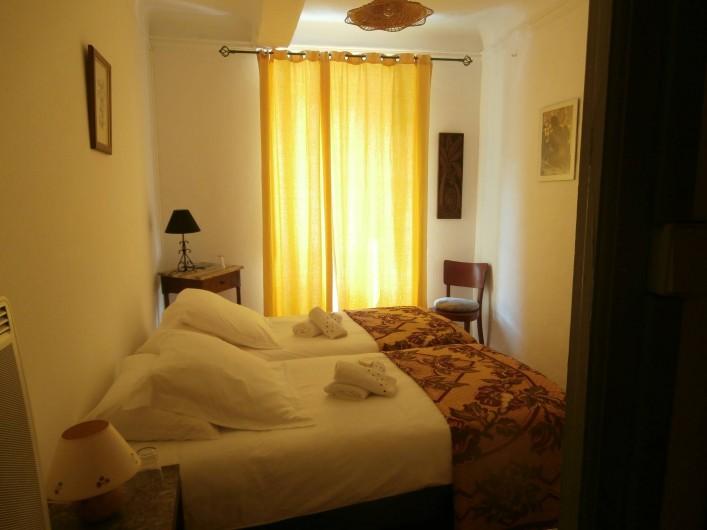 Location de vacances - Chambre d'hôtes à Bouyon - CHAMBRE UGOLIN