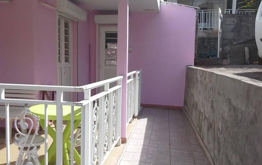 Location de vacances - Maison - Villa à Rivière-Pilote