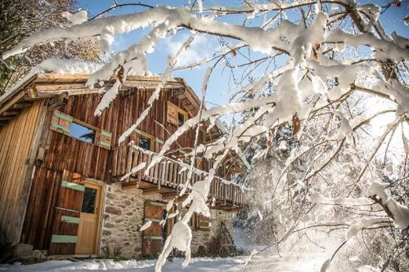 Location de vacances - Chalet à Saint-Gervais-les-Bains - Chalet Exterior