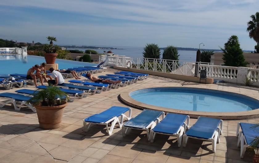 Location de vacances - Appartement à Cannes - Le coin des enfants...