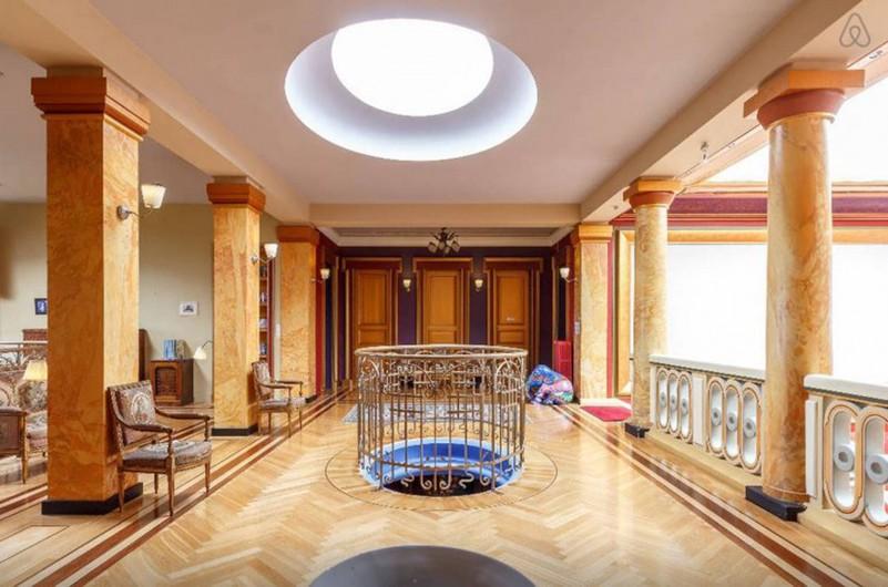 Location de vacances - Chambre d'hôtes à Sixt-sur-Aff - La Bibliothèque