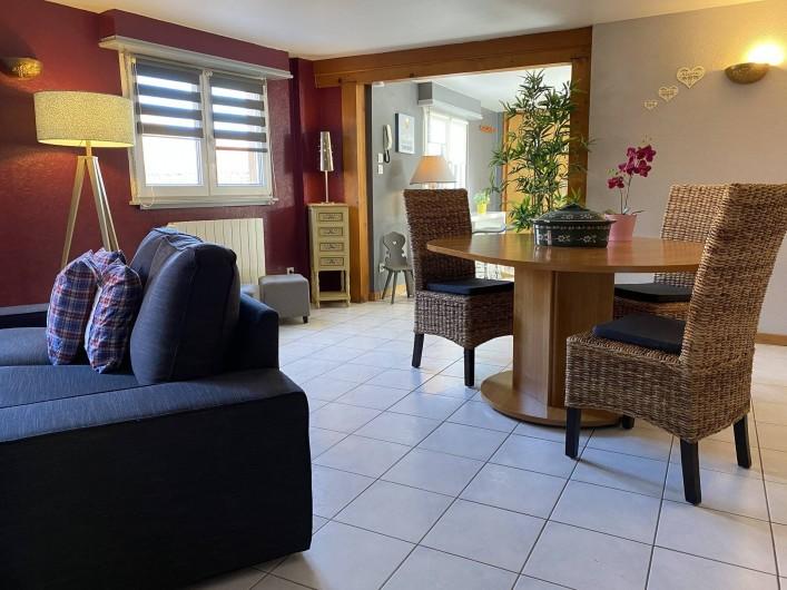 Location de vacances - Appartement à Eguisheim - dans le séjour