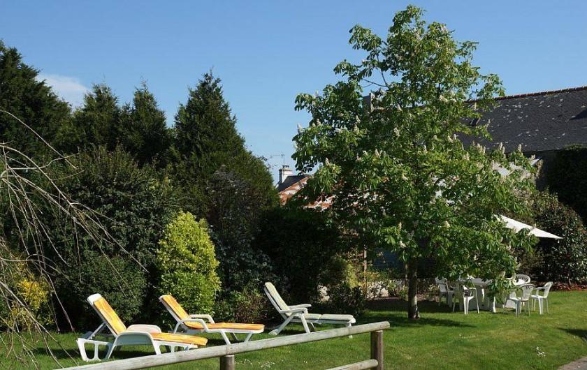 Location de vacances - Maison - Villa à Riantec