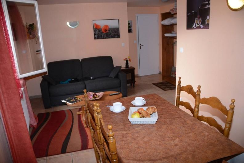 Location de vacances - Hôtel - Auberge à La Cabanasse - Appartement