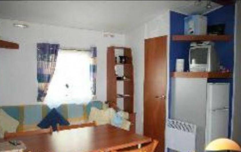 Location de vacances - Bungalow - Mobilhome à Saint-Julien-en-Born