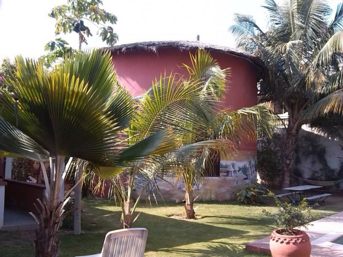 Location de vacances - Chambre d'hôtes à Saly - Maison