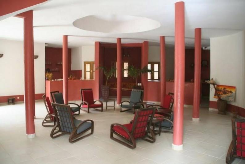 Location de vacances - Chambre d'hôtes à Saly - Salon
