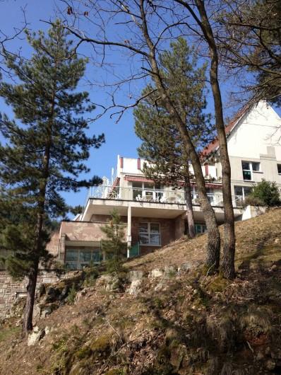 Location de vacances - Hôtel - Auberge à Husseren-les-Châteaux - En pleine nature
