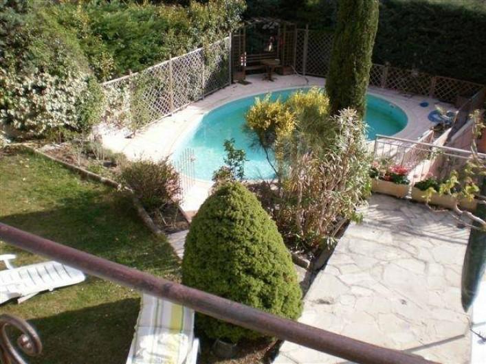 Location de vacances - Villa à Les Figons - la piscine