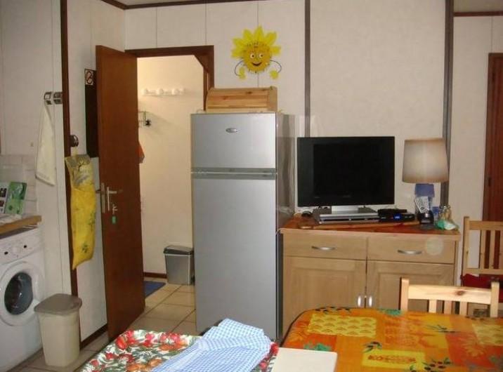 Location de vacances - Villa à Portiragnes Plage