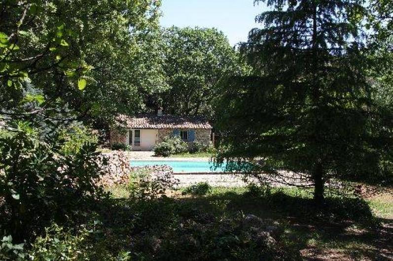 Location de vacances - Mas à Cotignac