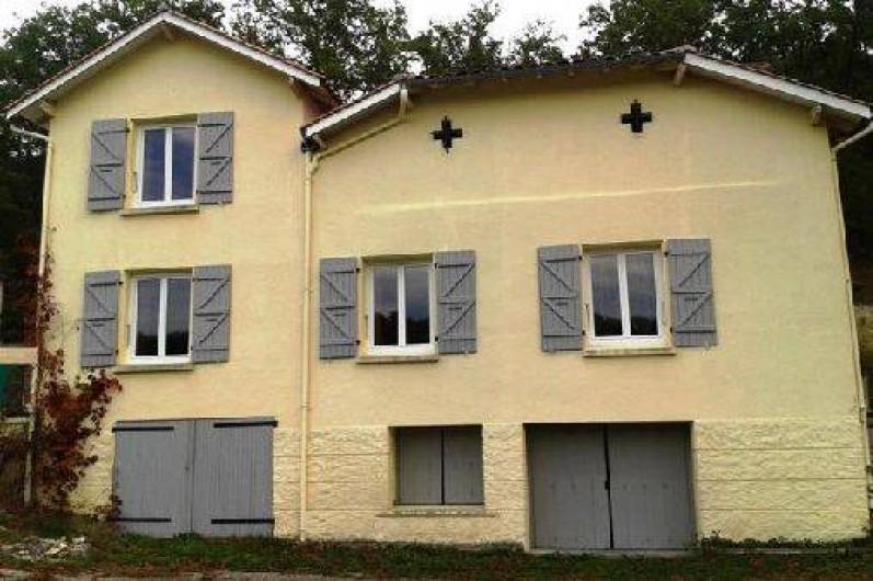 Location de vacances - Villa à Cazes-Mondenard